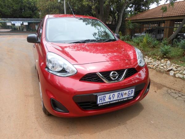 2019 Nissan Micra 1.2 Active Visia Gauteng Waterkloof_0