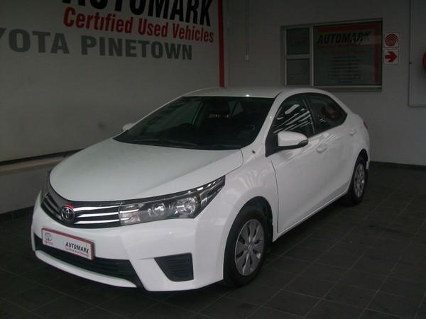 2014 Toyota Corolla 1.4D Esteem Kwazulu Natal Pinetown_0