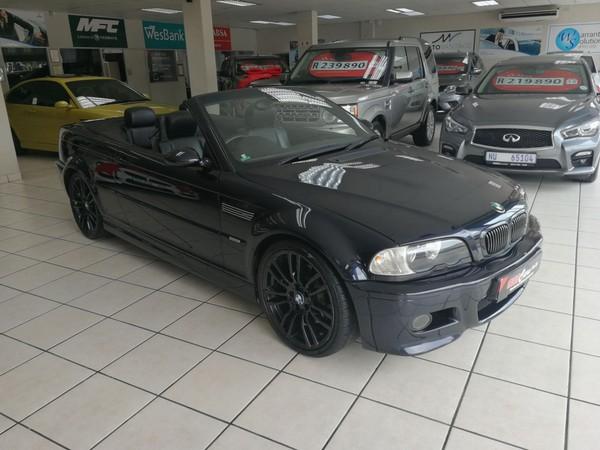 2005 BMW M3 Convertible e46  Kwazulu Natal Pinetown_0