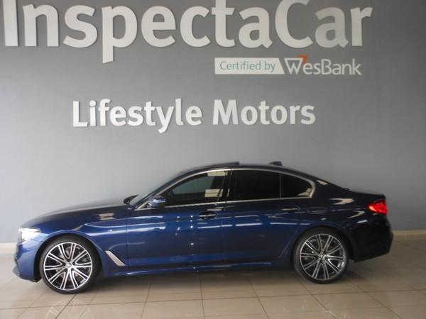 2018 BMW 5 Series 520D Auto M Sport Gauteng Centurion_0