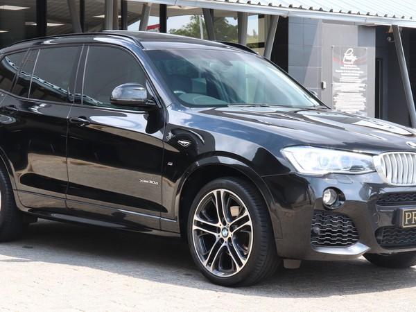 2018 BMW X3 xDRIVE 30d M Sport Auto Gauteng Randburg_0