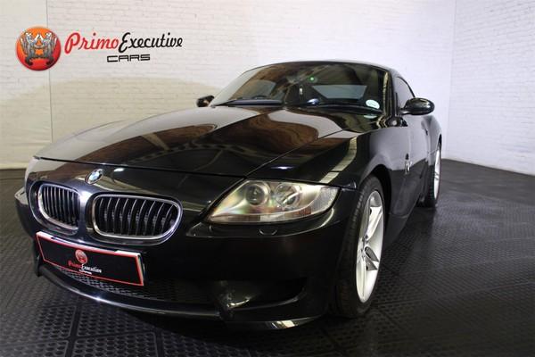 2007 BMW Z4 M Coupe  Gauteng Edenvale_0