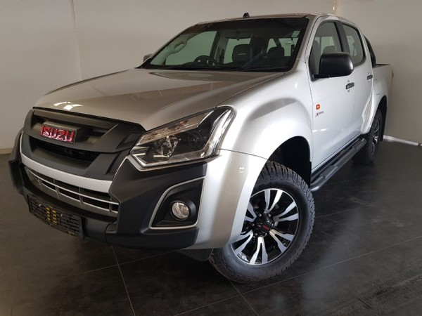 Used Isuzu D Max 250 Ho X Rider 4x4 Double Cab Bakkie For