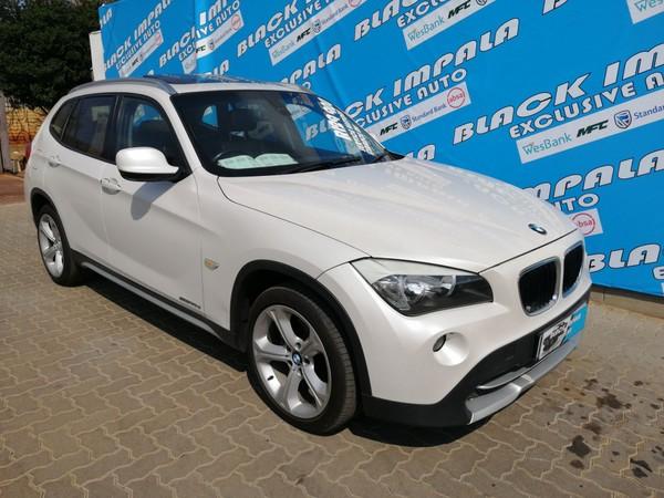 2012 BMW X1 sDRIVE20d xLINE Auto Gauteng Pretoria North_0