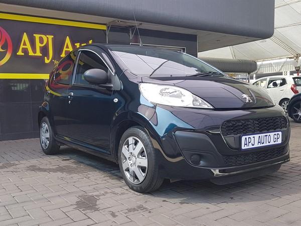2014 Peugeot 107 Urban  Gauteng Vereeniging_0