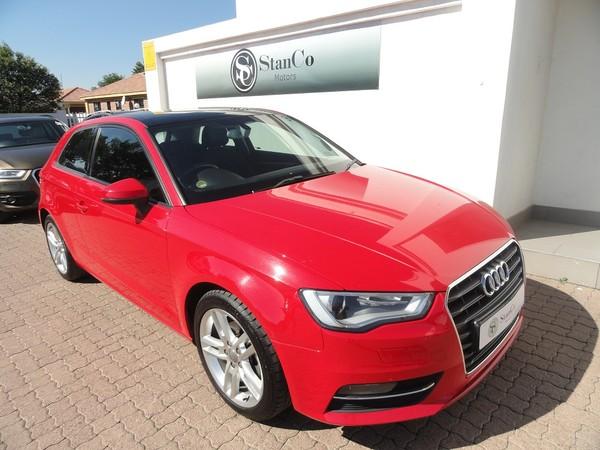 2013 Audi A3 1.4t Fsi S Stronic  Mpumalanga Secunda_0
