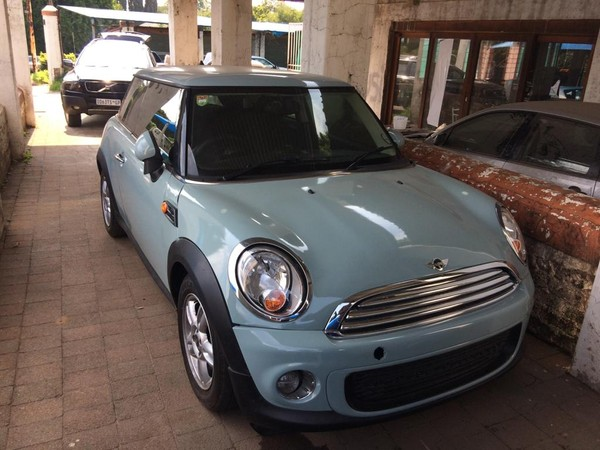 2014 MINI One 1.6 At  Gauteng Bramley_0