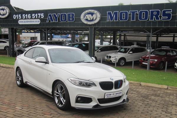 2014 BMW 2 Series 220i Sport Line Auto Limpopo Louis Trichardt_0
