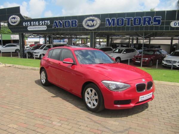 2014 BMW 1 Series 116i 5dr At f20  Limpopo Louis Trichardt_0