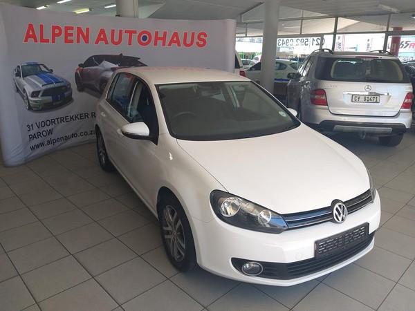 2010 Volkswagen Golf Vi 1.4 Tsi Comfortline  Western Cape Parow_0