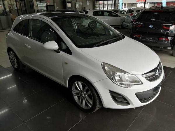 2012 Opel Corsa 1.4i Sport  Western Cape Parow_0