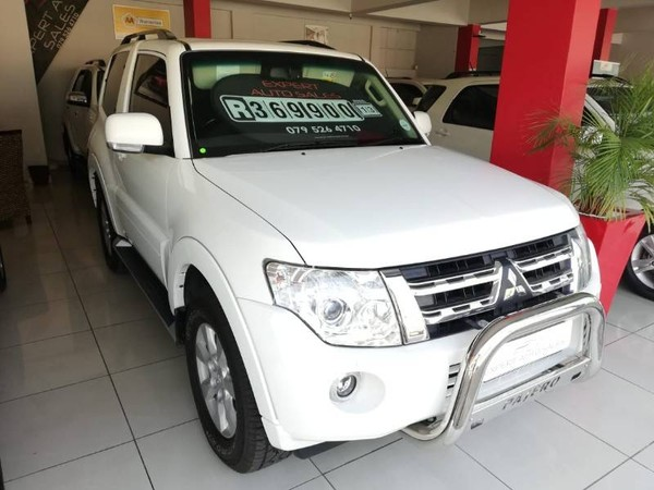 2013 Mitsubishi Pajero 3.2 Di - Dc Gls Swb At  Free State Bloemfontein_0