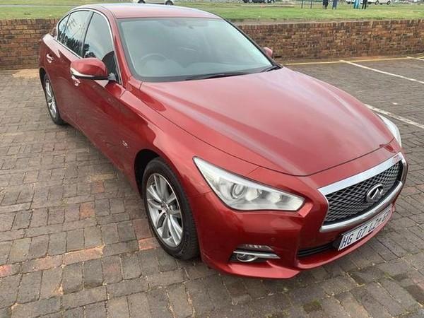2016 Infiniti Q50 2.0 Sport Auto Gauteng Roodepoort_0