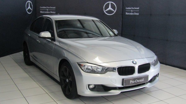 2015 BMW 3 Series 320i  At f30  Limpopo Polokwane_0