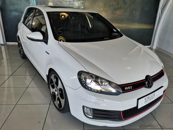 2012 Volkswagen Golf Vi Gti 2.0 Tsi  Western Cape Goodwood_0