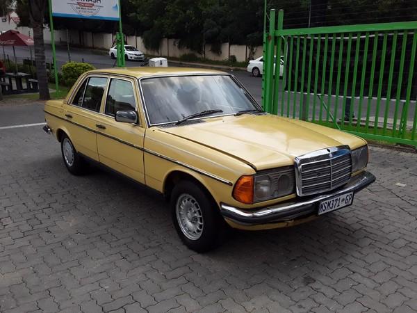 1980 Mercedes-Benz E-Class 230 Gauteng Randburg_0