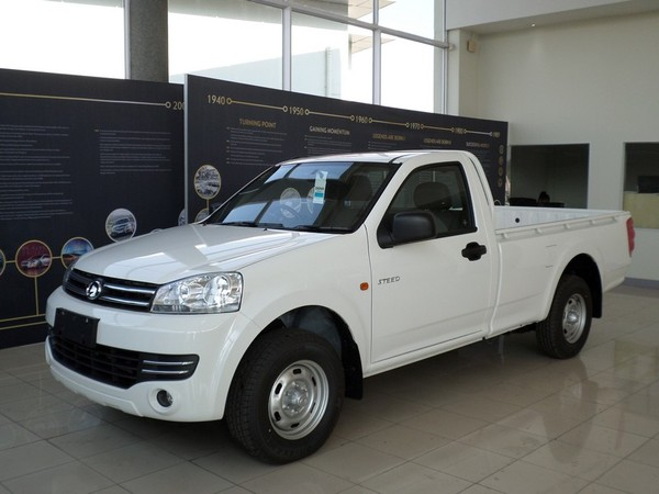 2019 GWM Steed 5 2.2 MPi Workhorse Single Cab Bakkie Gauteng Four Ways_0
