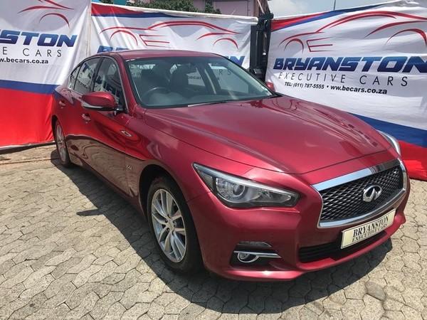 2015 Infiniti Q50 2.2D Premium Auto Gauteng Bryanston_0