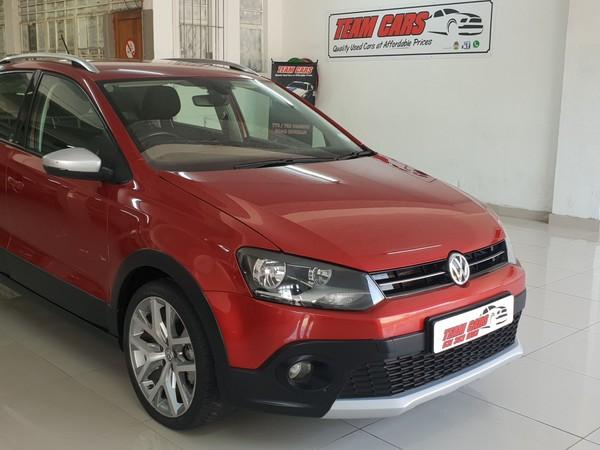 2015 Volkswagen Polo Cross 1.2 TSI Kwazulu Natal Durban_0