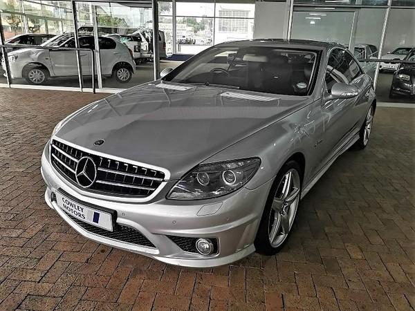 2007 Mercedes-Benz CL-CLass Cl 63 Amg  Western Cape Parow_0