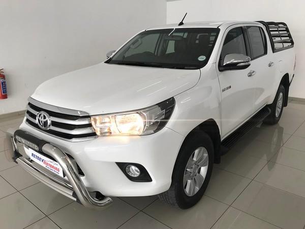 2017 Toyota Hilux 2.8 GD-6 Raider 4x4 Double Cab Bakkie Limpopo Polokwane_0