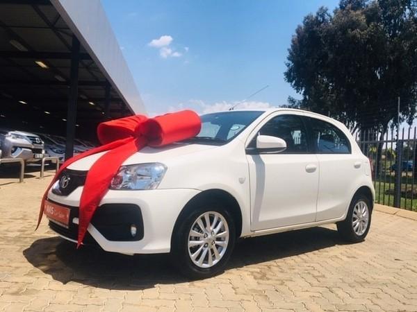 2018 Toyota Etios 1.5 Xs 5dr  Gauteng Centurion_0