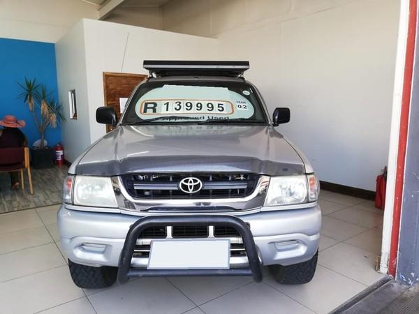 2002 Toyota Hilux Call Bibi 0827556298 Western Cape Goodwood_0