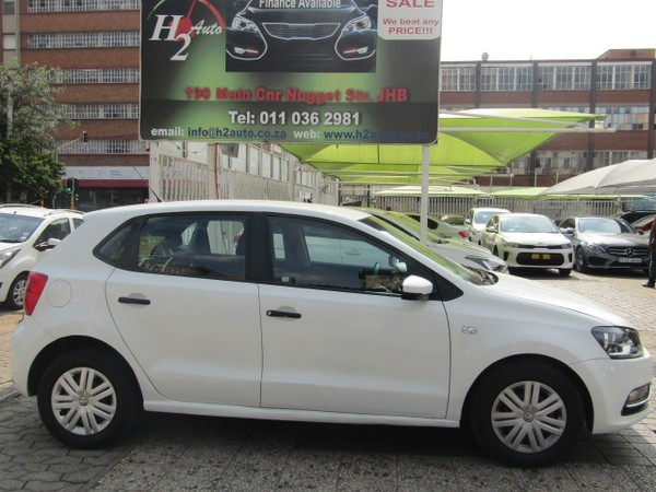 2018 Volkswagen Polo Vivo 1.4 Comfortline 5-Door Gauteng Johannesburg_0