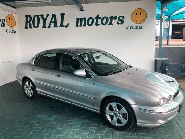2002 Jaguar X-Type 3.0 Se At  Gauteng Krugersdorp_0