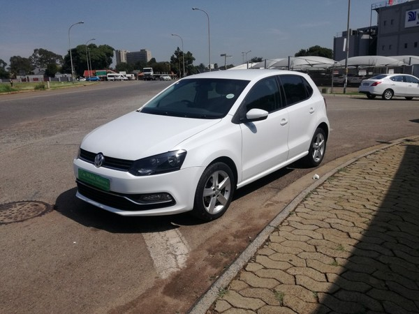 2015 Volkswagen Polo 1.2 TSI Comfortline 66KW Gauteng Kempton Park_0