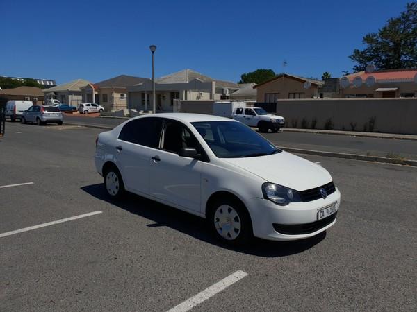 2012 Volkswagen Polo Vivo 1.4 Trendline Tip Western Cape Kuils River_0