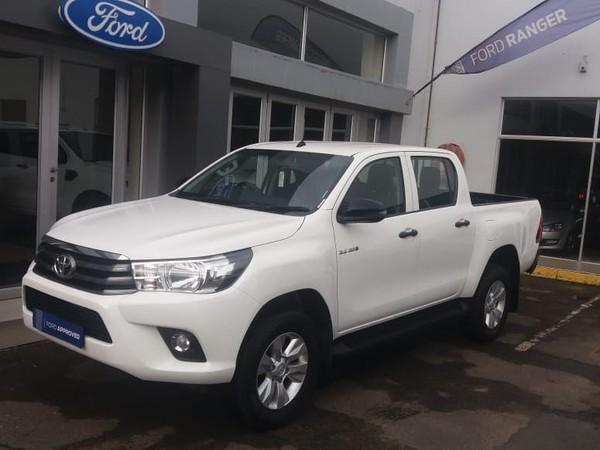 2018 Toyota Hilux 2.4 GD-6 SRX 4X4 Auto Double Cab Bakkie Kwazulu Natal Eshowe_0