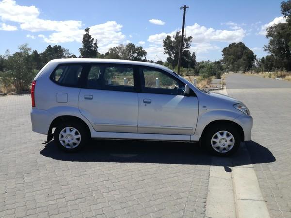 2011 Toyota Avanza 1.5 Sx  Western Cape Paarl_0