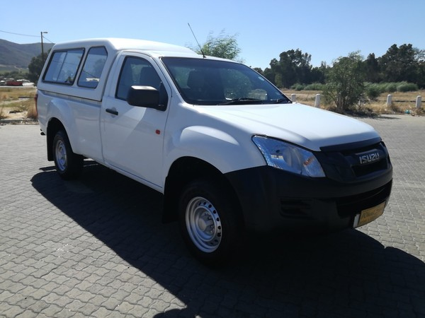 2014 Isuzu KB Series 250D LEED Fleetside Single cab Bakkie Western Cape Paarl_0