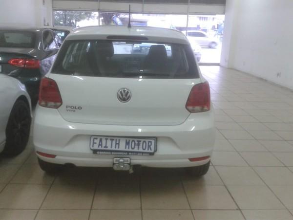 2018 Volkswagen Polo Vivo 1.4 trendline Gauteng Johannesburg_0