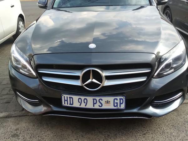 2015 Mercedes-Benz C-Class C200 Avantgarde Auto Gauteng Pretoria_0