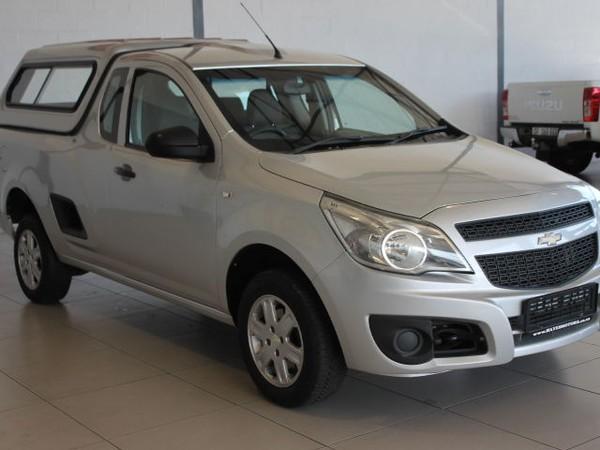 2014 Chevrolet Corsa Utility 1.3d Club Pu Sc  Western Cape Bellville_0