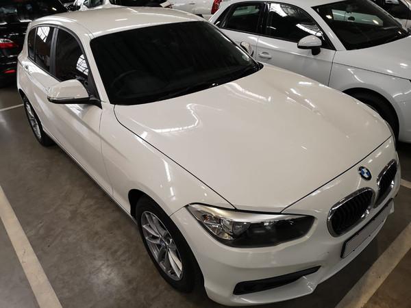 2015 BMW 1 Series 118i 5DR Auto f20 Gauteng Centurion_0