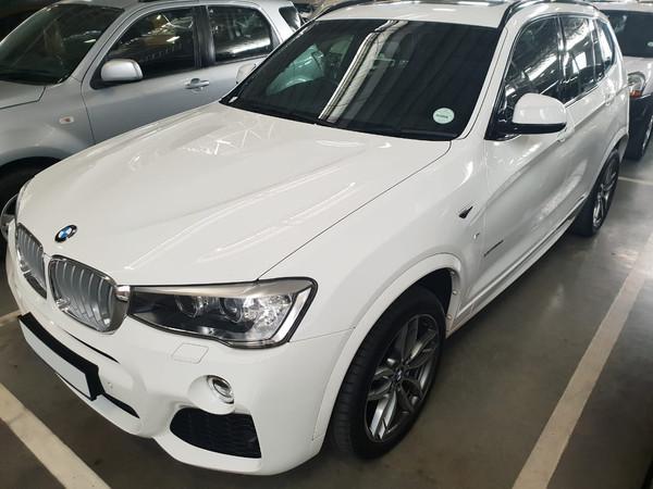 2016 BMW X3 xDRIVE 30d Auto Gauteng Centurion_0