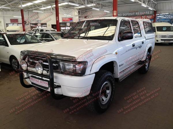 2001 Toyota Hilux Call Bibi 082 755 6298 Western Cape Goodwood_0