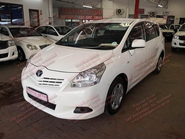 2011 Toyota Verso Call Bibi 082 755 6298 Western Cape Goodwood_0