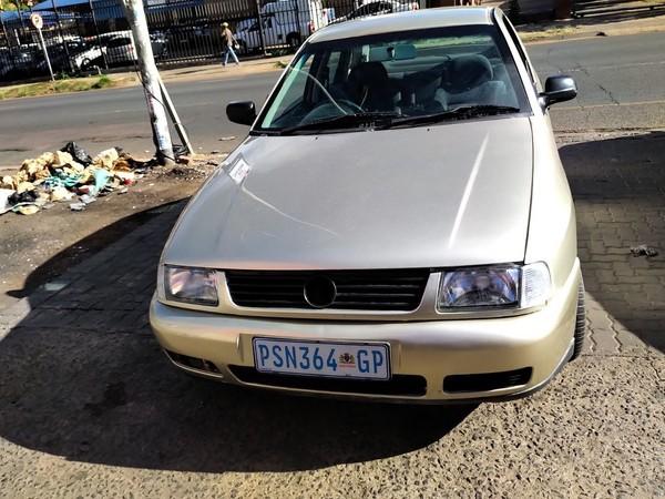 2003 Volkswagen Polo 1.6  Gauteng Pretoria_0