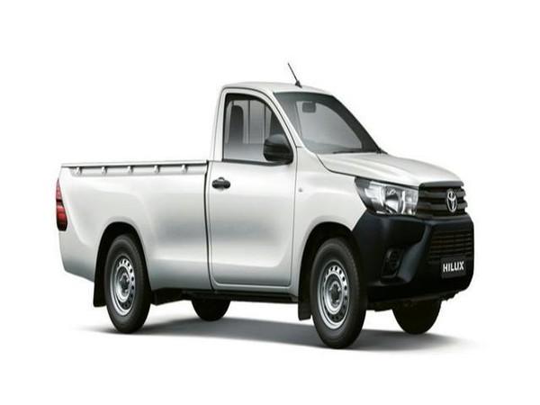 2019 Toyota Hilux 2.0 VVT Single Cab Bakkie Gauteng Johannesburg_0