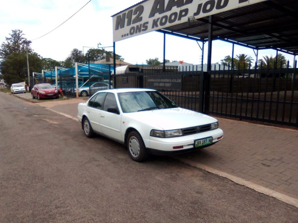 1993 Nissan Maxima 3.0 E  North West Province Klerksdorp_0