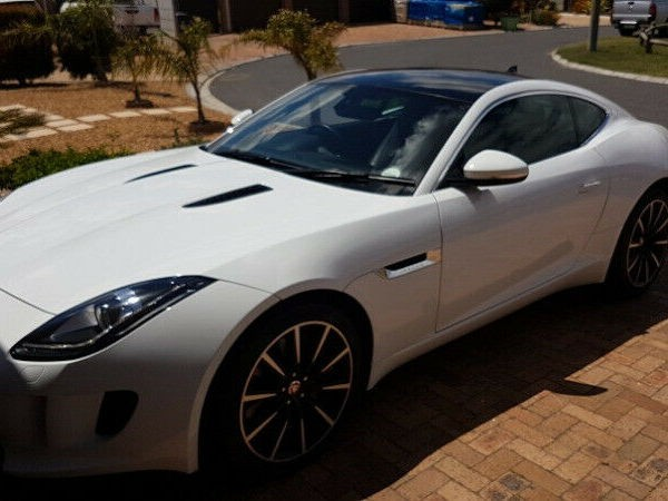 2014 Jaguar F-TYPE S 3.0 V6 Coupe Western Cape Paarl_0
