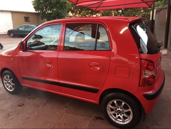 2009 Hyundai Atos 1.1 Gls  Gauteng Johannesburg_0