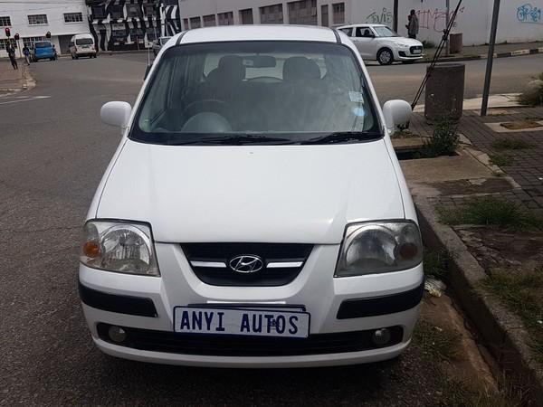 2010 Hyundai Atos 1.1 Gls  Gauteng_0