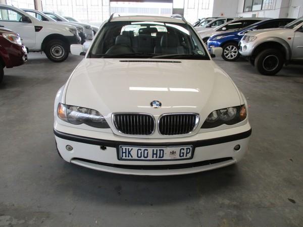 2003 BMW 3 Series 318i Touring e46  Gauteng Sandton_0