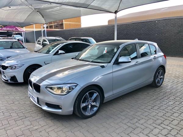 2014 BMW 1 Series 116i 5dr f20  Gauteng Pretoria_0