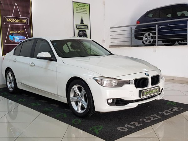 2013 BMW 3 Series 335i At f30  Gauteng Pretoria_0